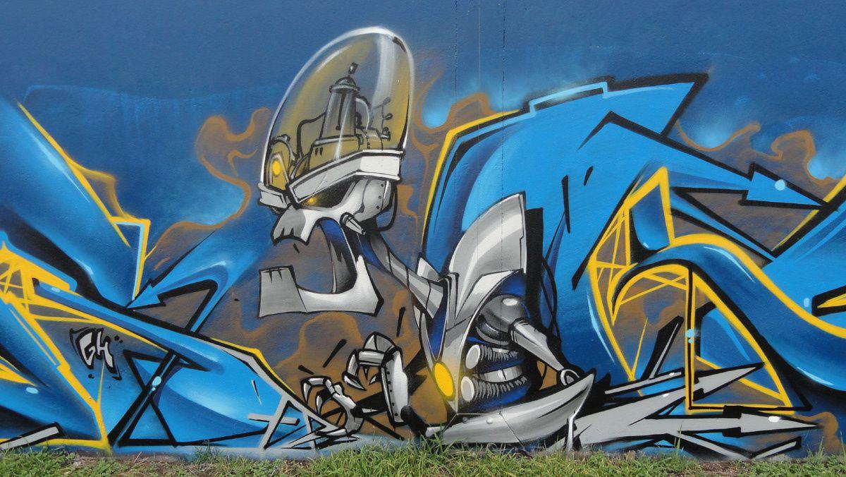 Album - Graffitis Dept 76 Tom 009
