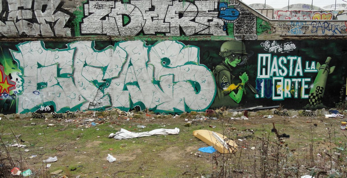 Album - Graffitis Dept 93 Tom 046