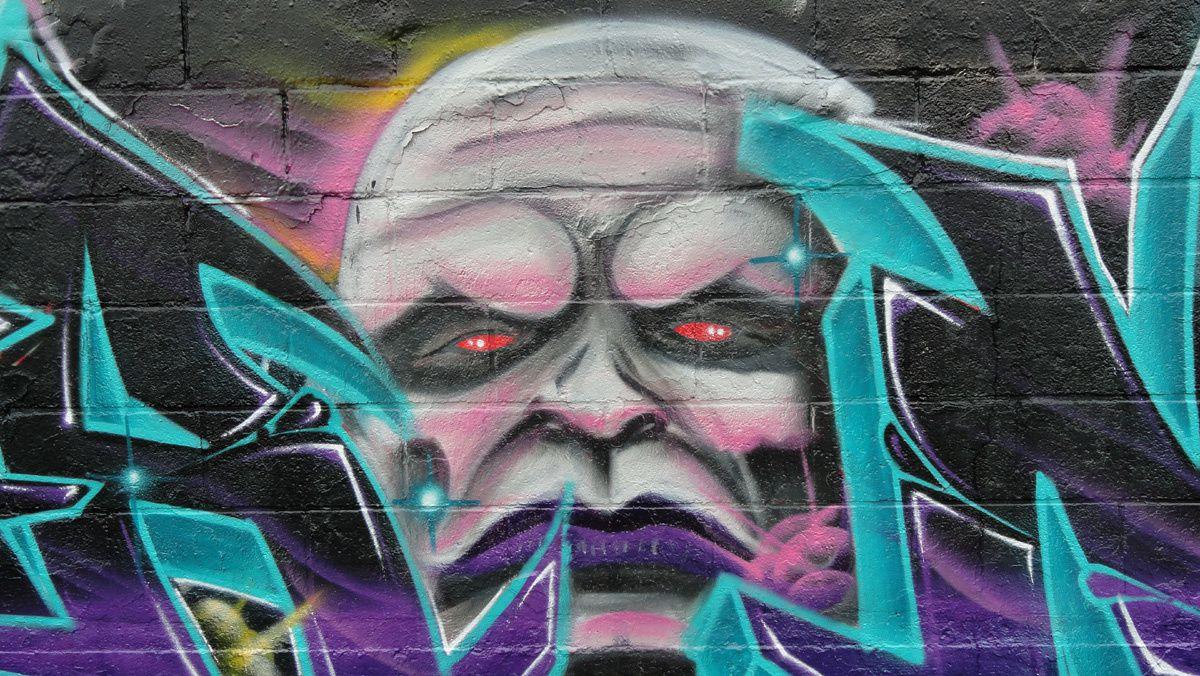 Street Art : Graffitis &amp&#x3B; Fresques Murales 93000 Bobigny