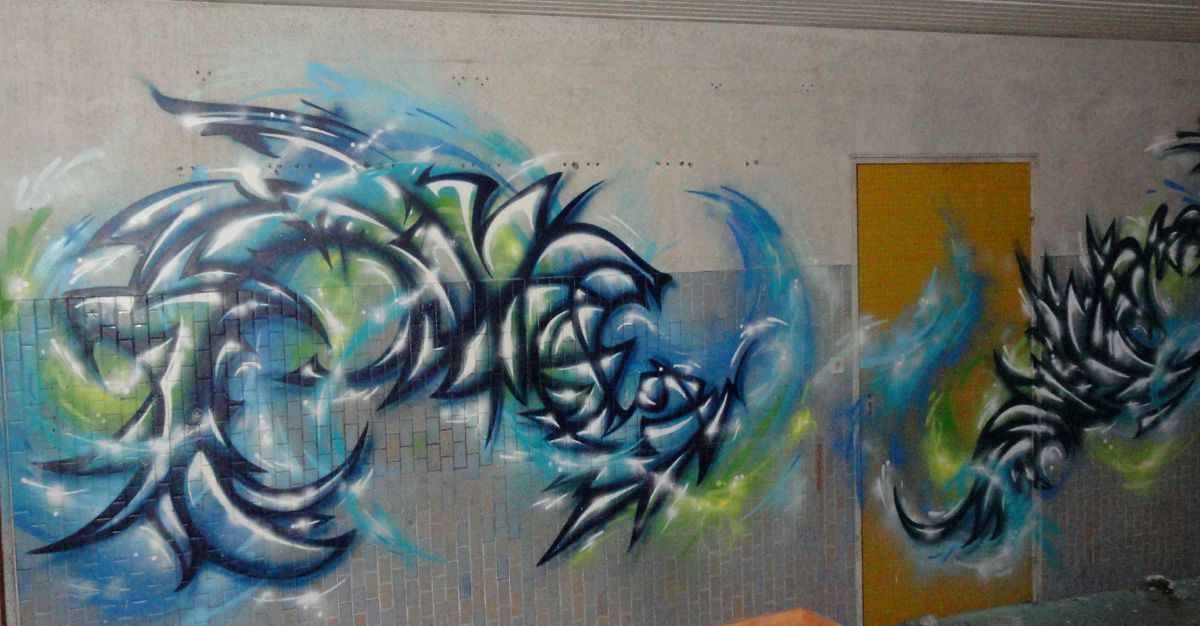 Album - Graffitis Dept 78 Tom 013