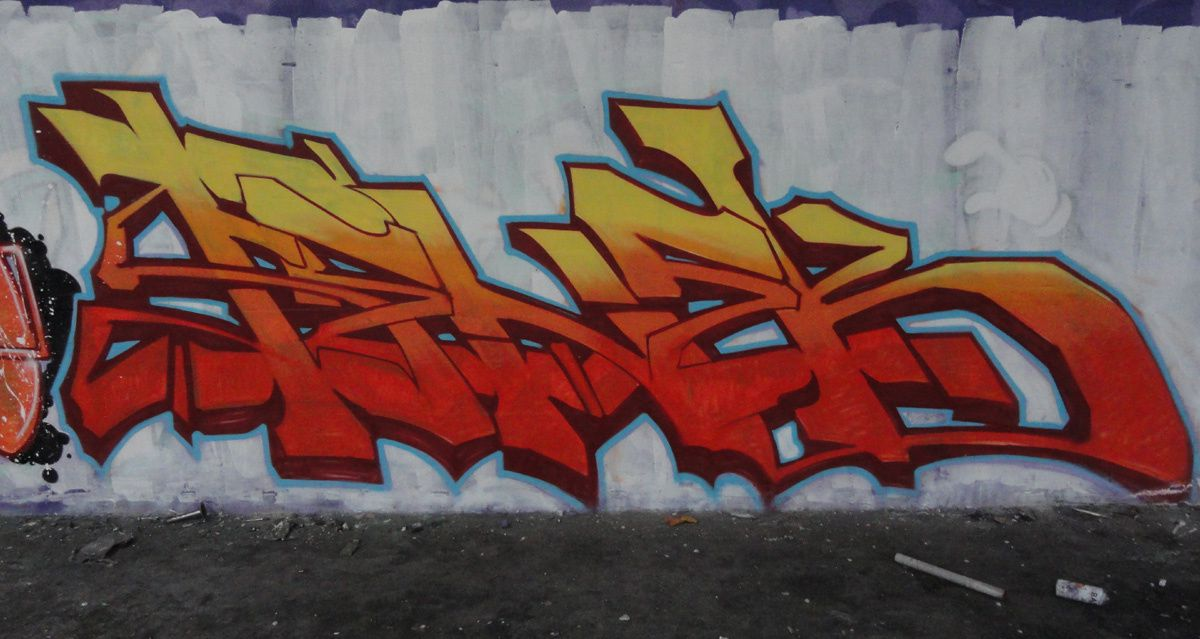 Album - Graffitis Dept 45 Tom 009