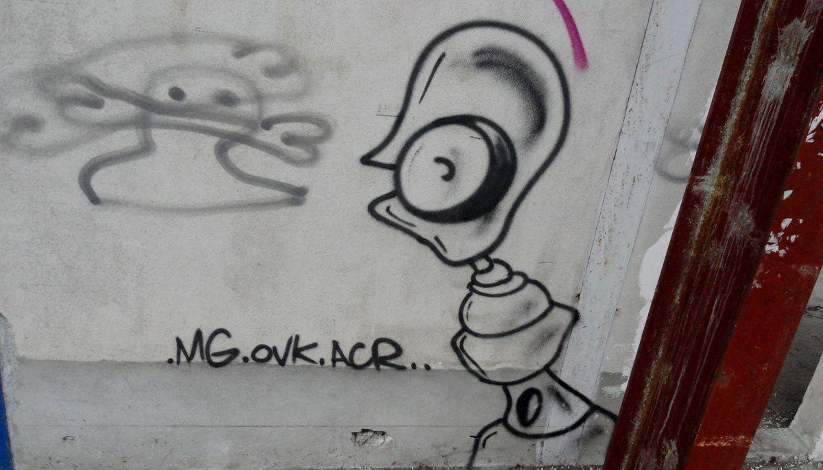 Street Art : Graffitis &amp&#x3B; Fresques Murales Département du Loiret (45)