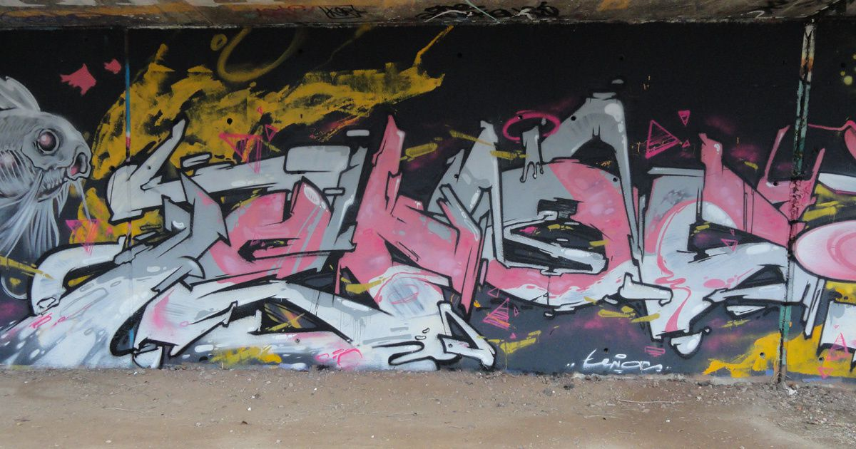 Album - Graffitis Dept 45 Tom 010