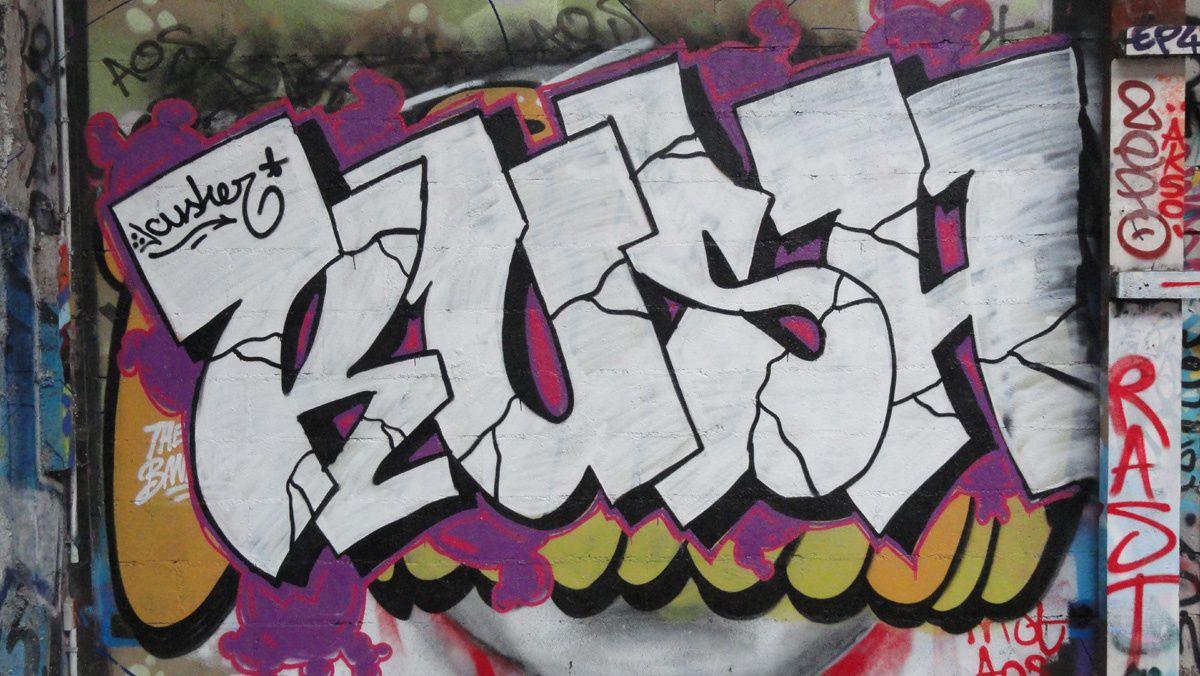 Street Art : Graffitis &amp&#x3B; Fresques Murales  Département Hauts des seine (92)
