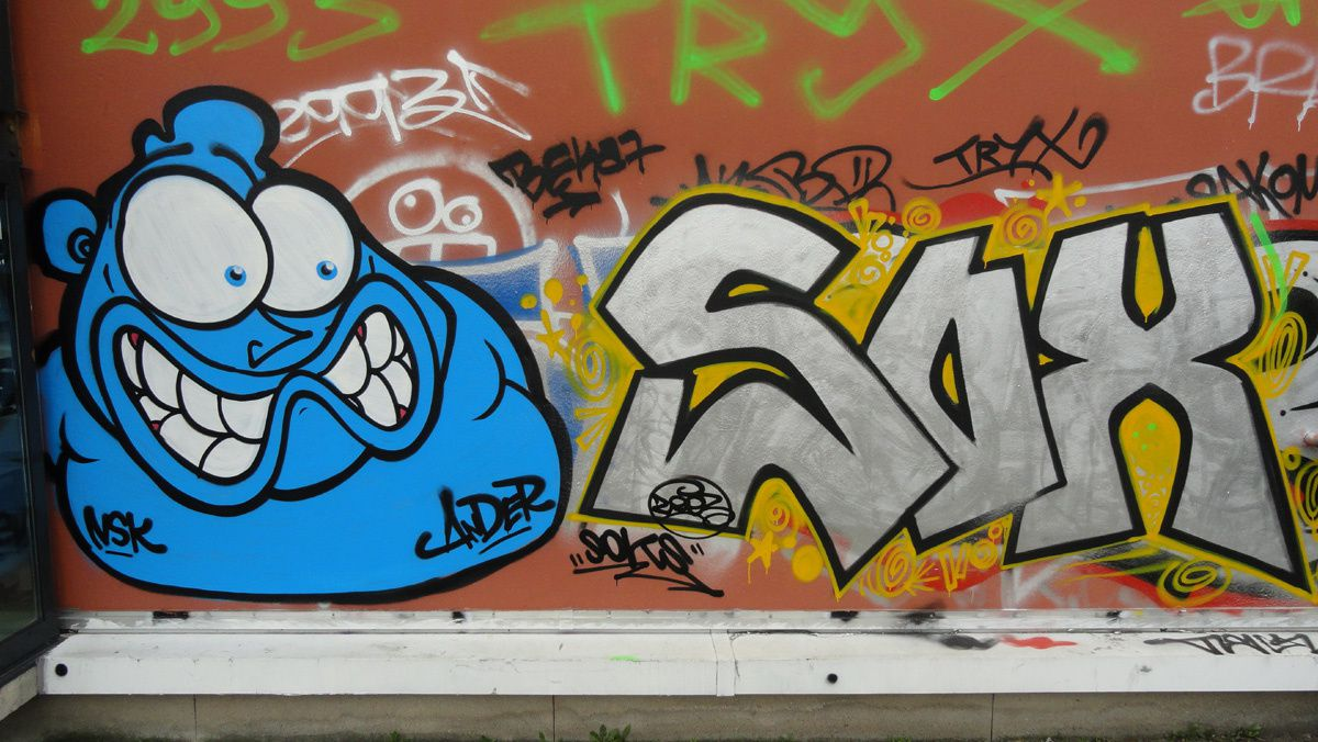 Album - Graffitis Dept 93 Tom 047
