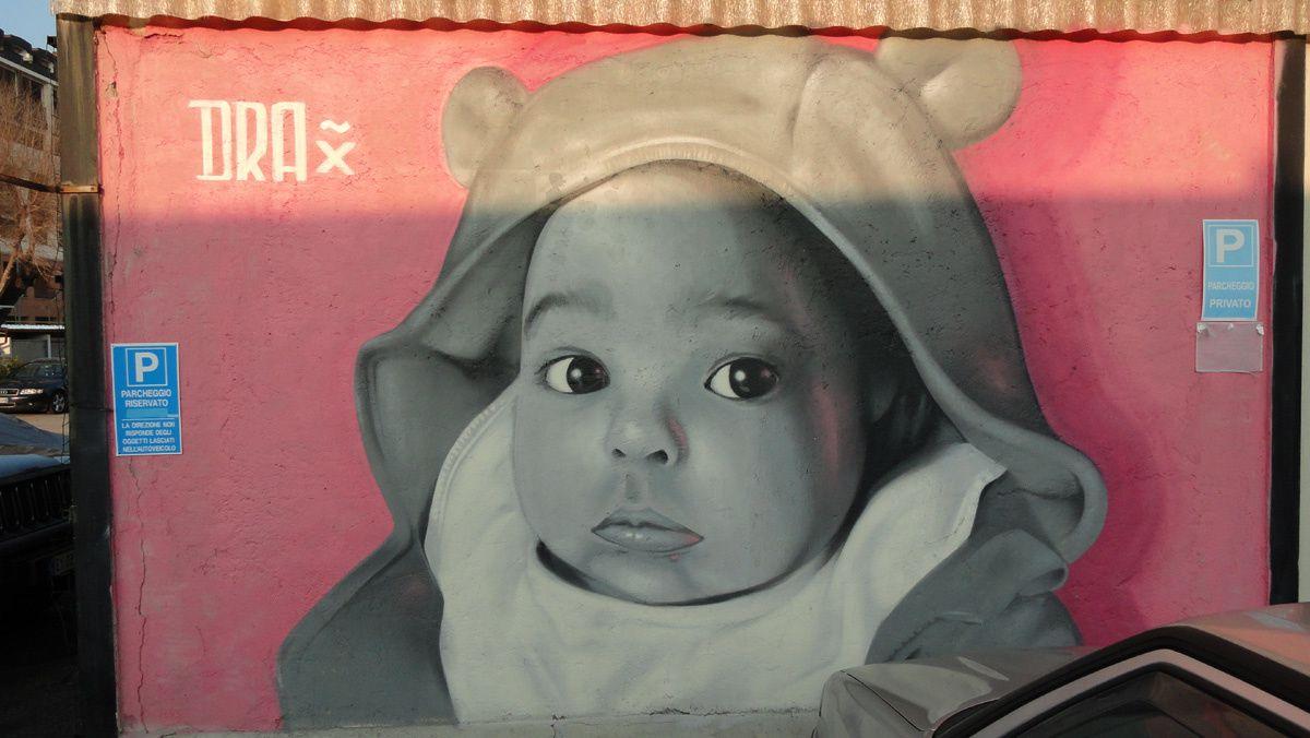 Street Art : Graffitis &amp&#x3B; Fresques Milano (Italy)