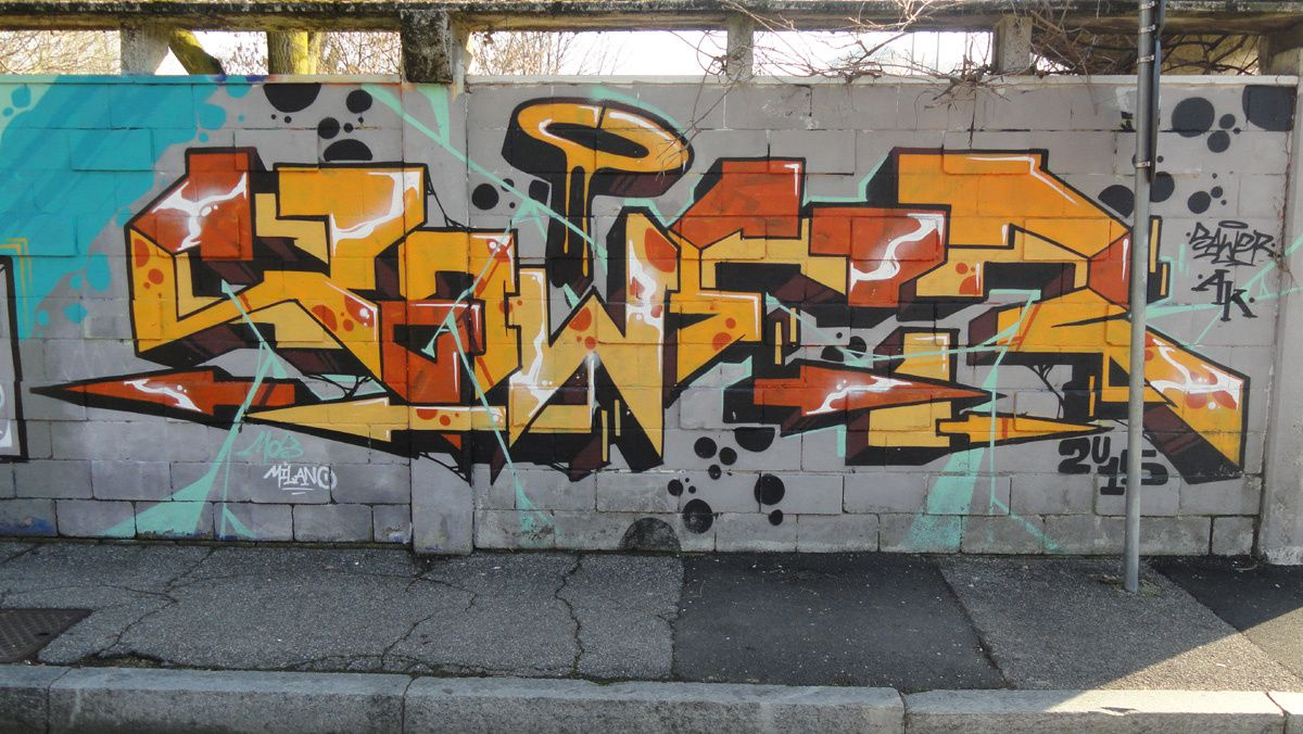 Album - Graffitis Italie Tom 002