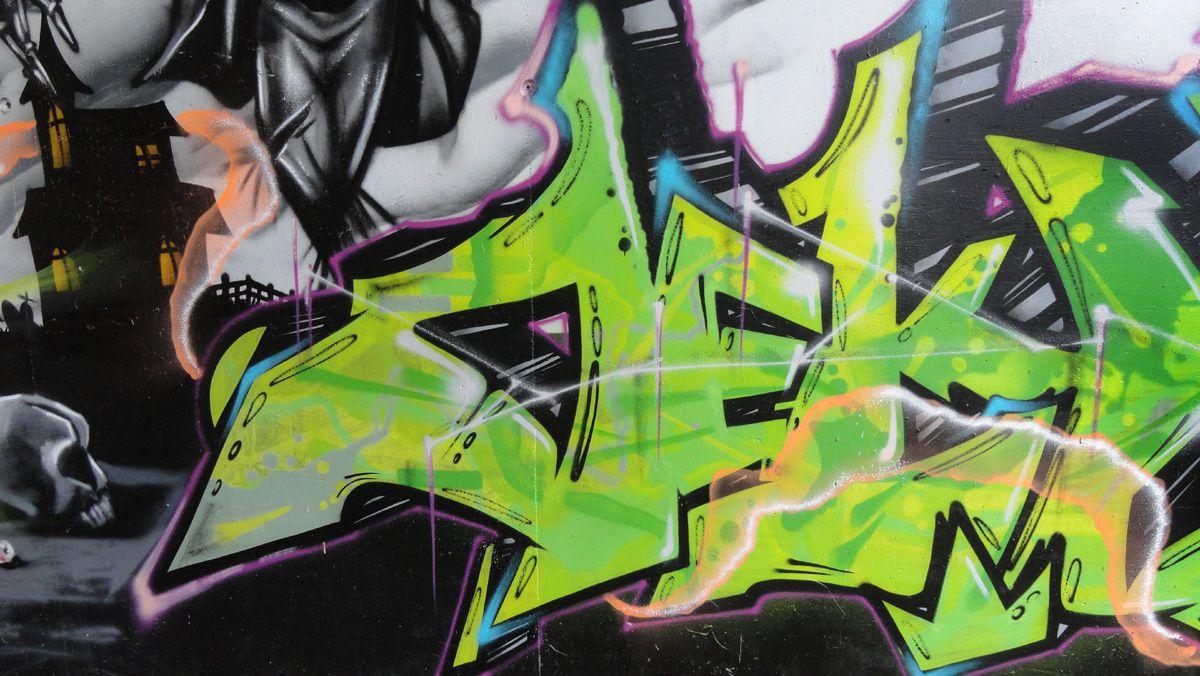 Album - Graffitis Dept 02 Tom 002