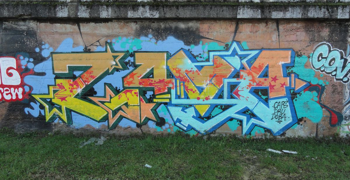 Album - Graffitis Italie Tom 004