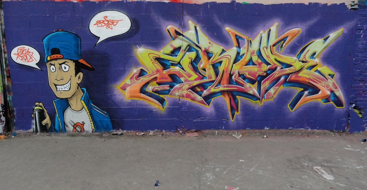 Album - Graffitis Dept 92 Tom 016