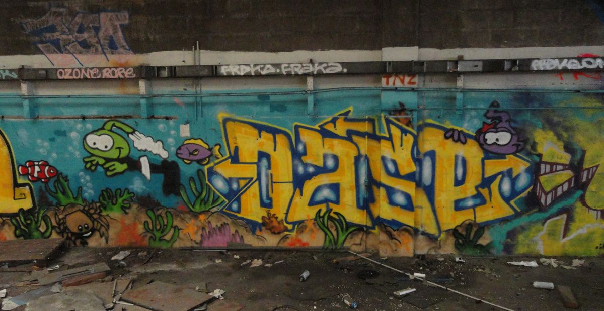 Album - Graffitis Dept 92 Tom 015