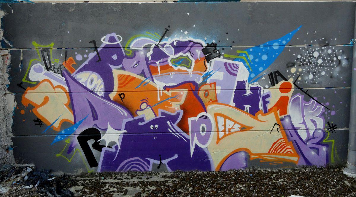 Street Art : Graffitis &amp&#x3B; Fresques Murales 59328 Lambersart