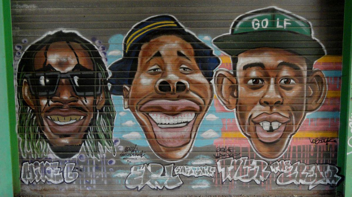 Street Art : Graffitis &amp&#x3B; Fresques Murales 59298 Hellemmes Lille