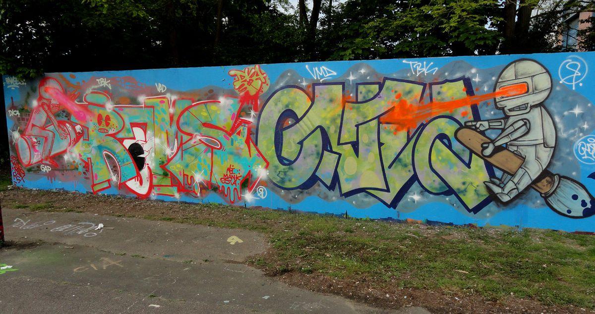 Album - Graffitis Dept 78 Tom 013