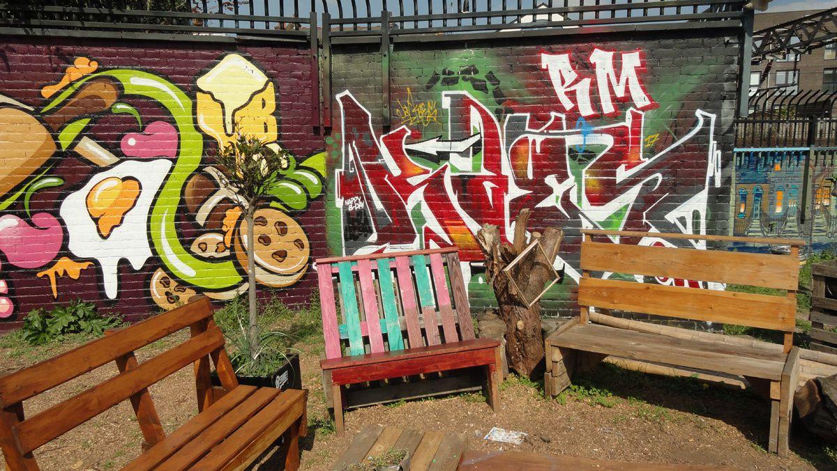 Album - Graffitis London  Tom 003