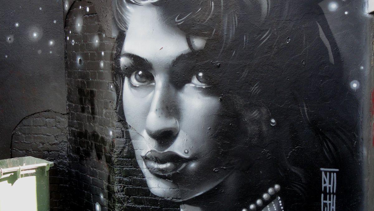 Street Art : Graffitis &amp&#x3B; Fresques Murales Camden Town district Camden London