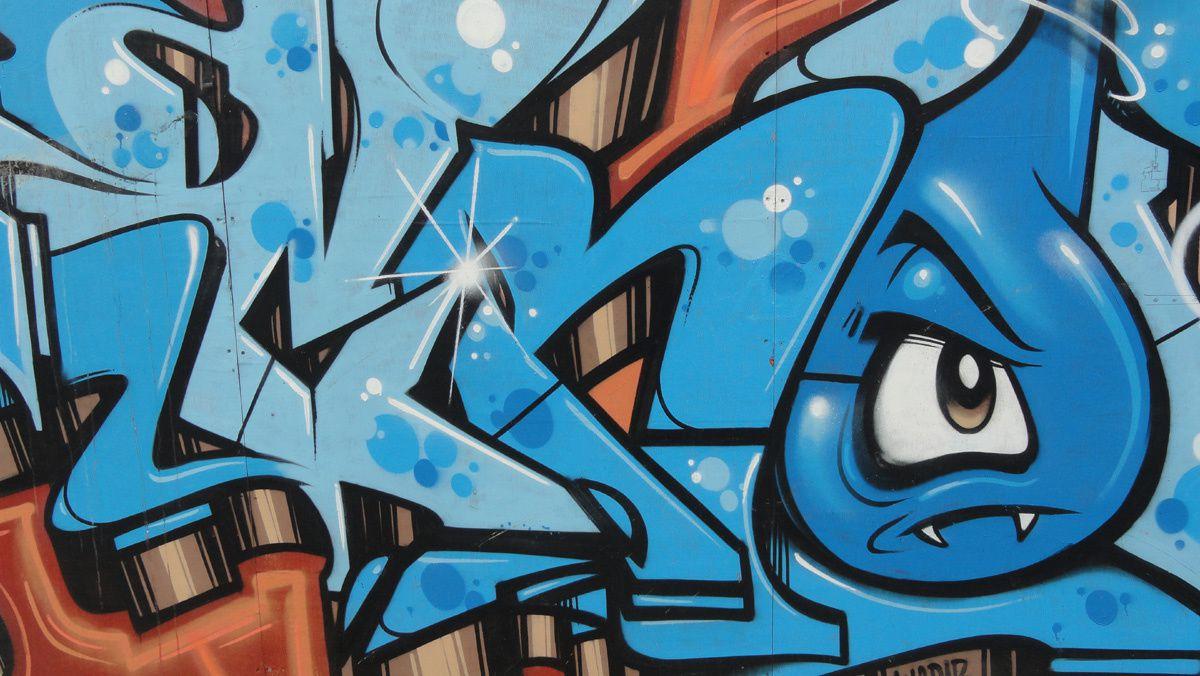 Street Art : Graffitis &amp&#x3B; Fresques Murales district Shoreditch London