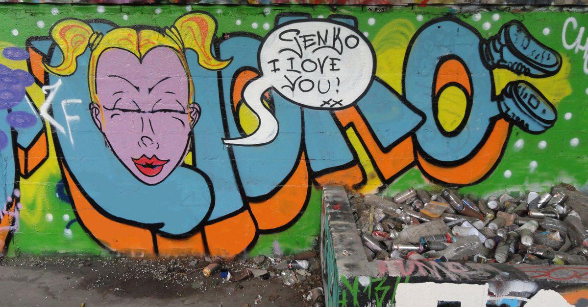 Street Art : Graffitis &amp&#x3B; Fresques Murales  95607 Taverny