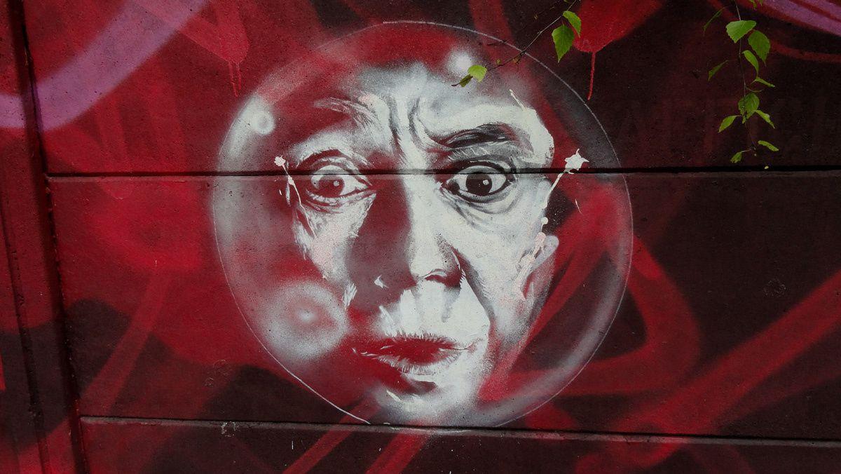 Street Art : Graffitis &amp&#x3B; Fresques Murales  54580 Villerupt