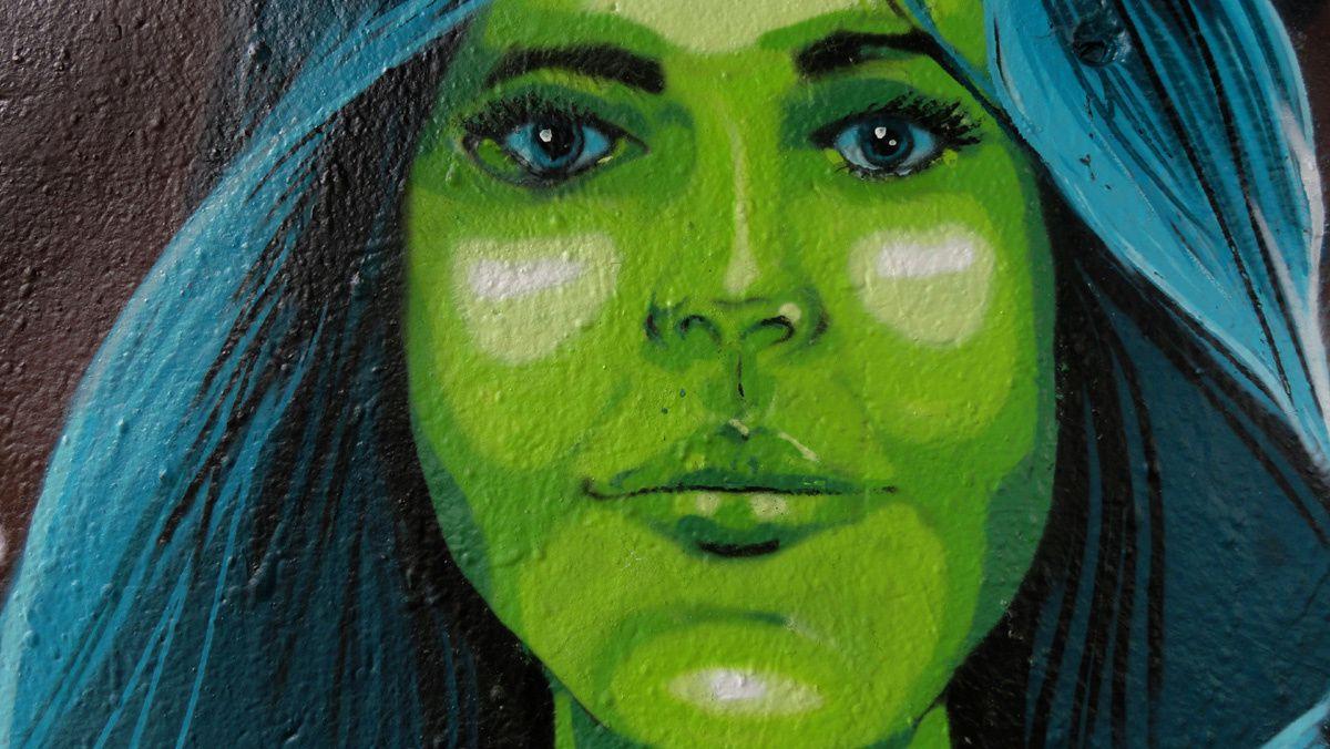 Street Art : Graffitis &amp&#x3B; Fresques Murales  95127 Cergy