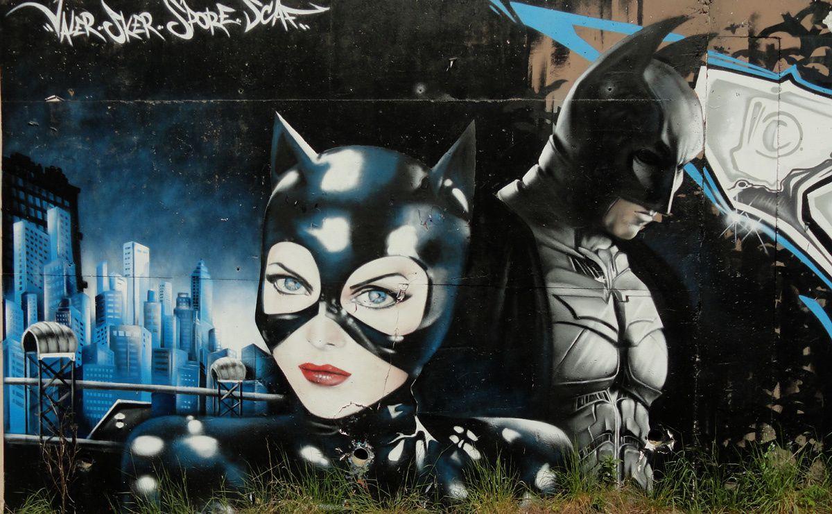 Street Art : Graffitis &amp&#x3B; Fresques Murales  54314 Lexy