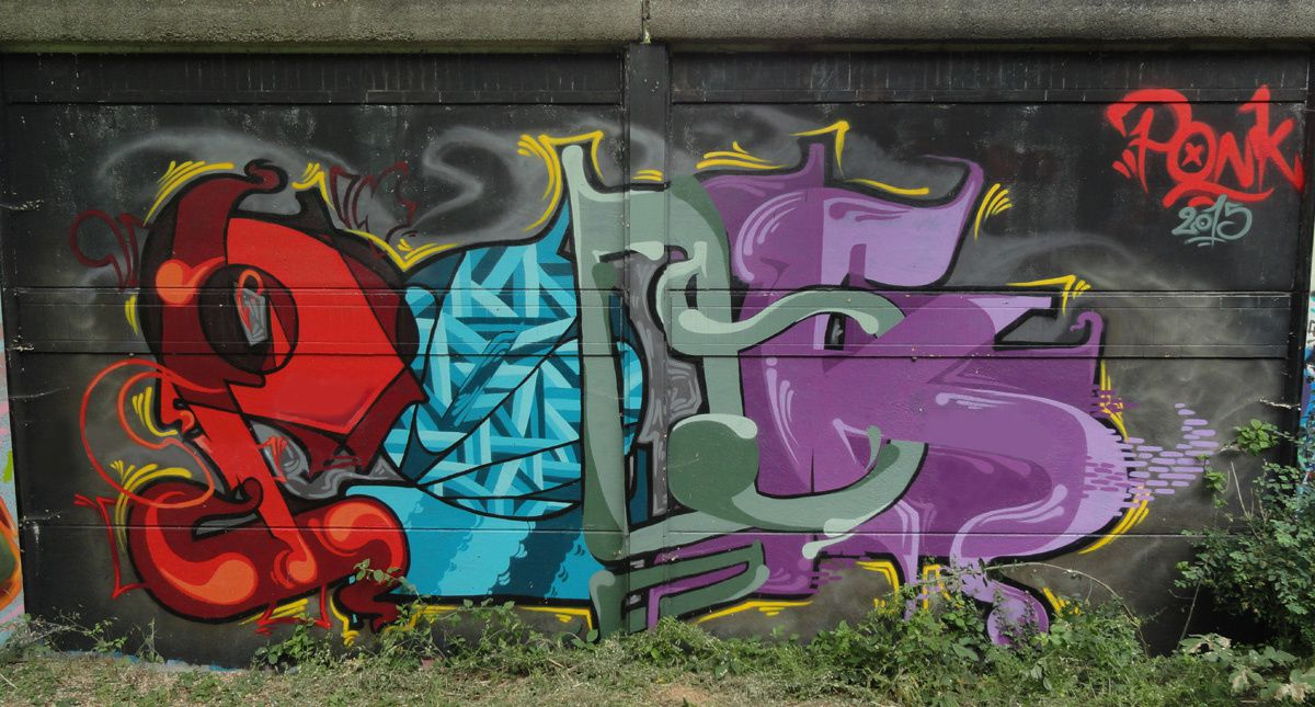 Street Art : Graffitis &amp&#x3B; Fresques Murales 77121 Collegien