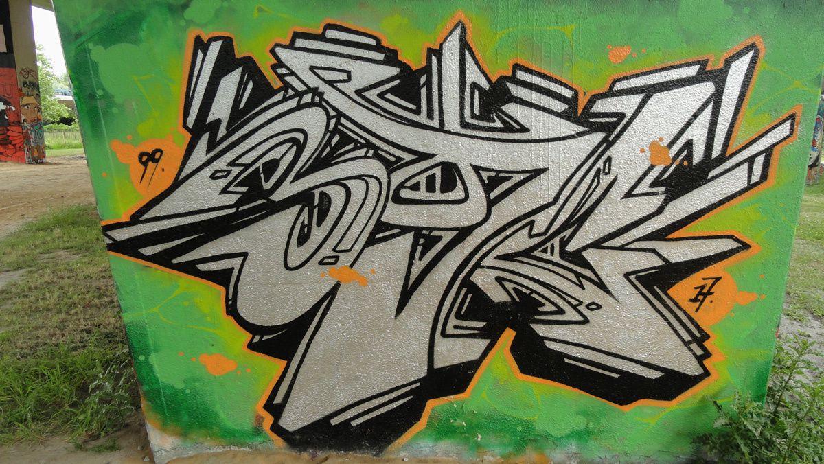 Street Art : Graffitis &amp&#x3B; Fresques Murales 1070 Anderlecht