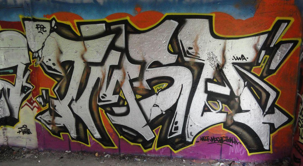 Street Art : Graffitis &amp&#x3B; Fresques Murales 91477 Palaiseau