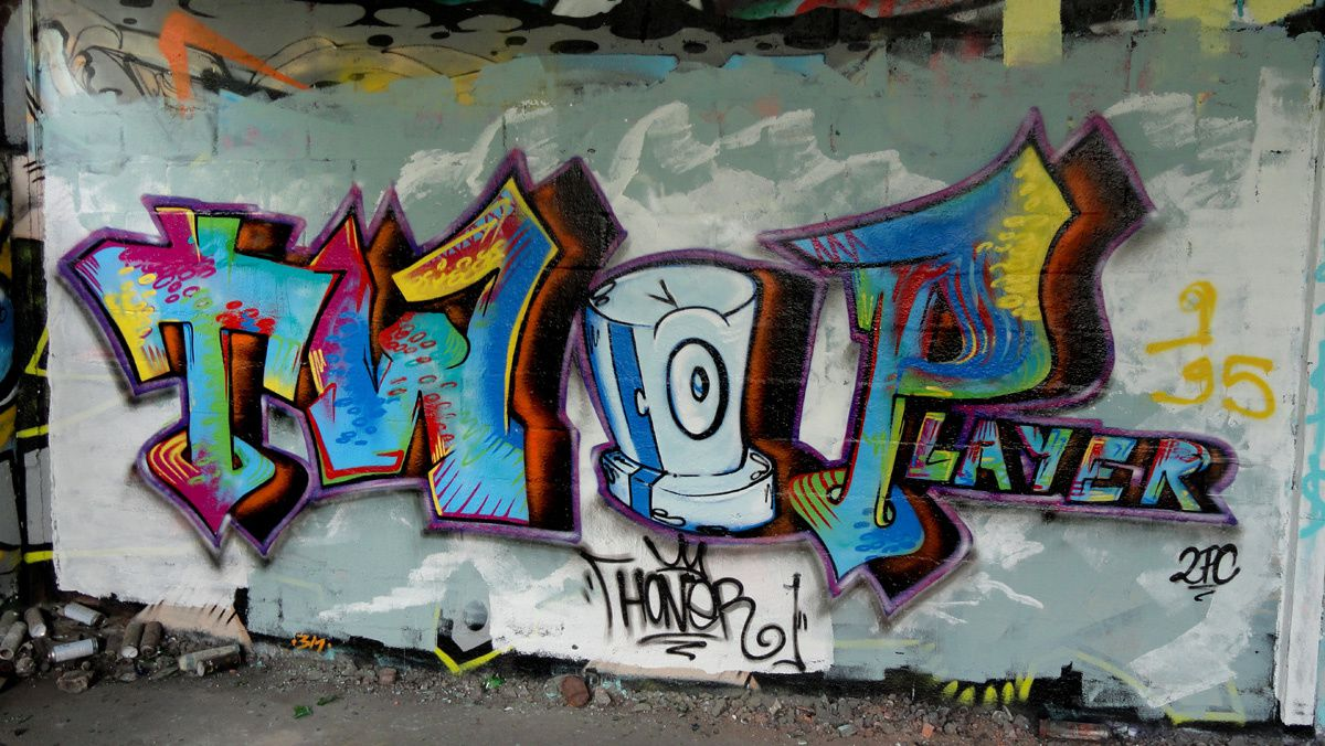 Album - Graffitis Dept 95 Tom 005