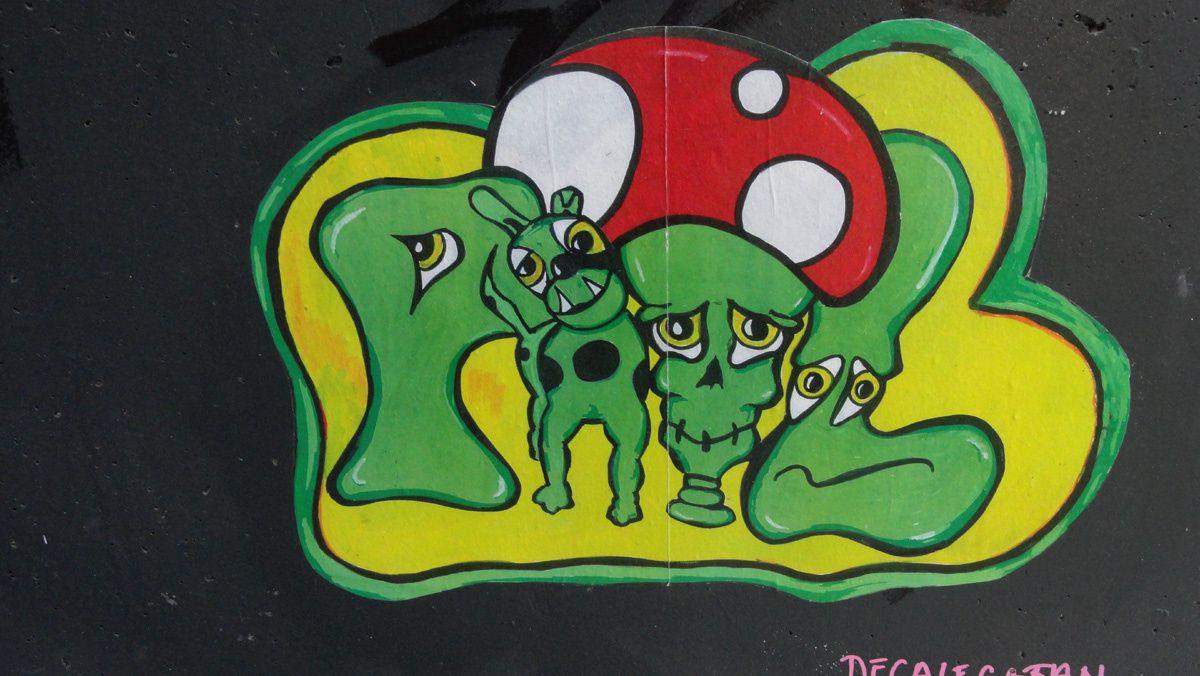 Album - Graffitis Paris Tom 059