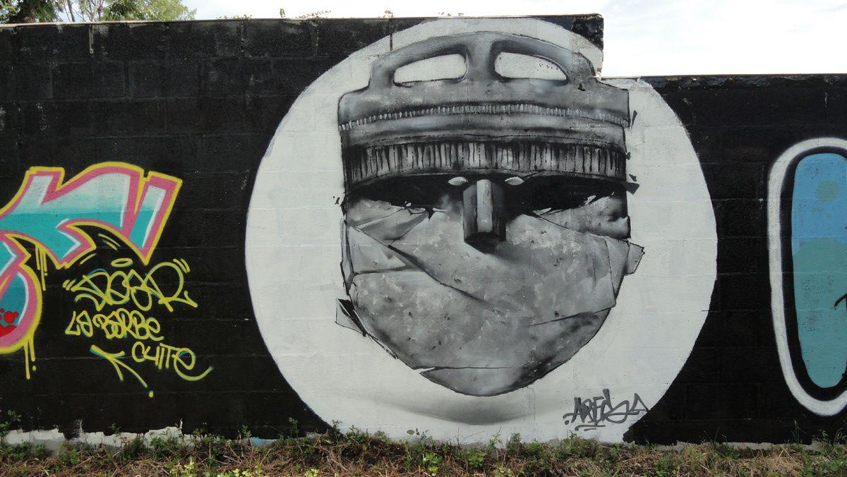 Album - Graffitis Dept 56 Tom 001
