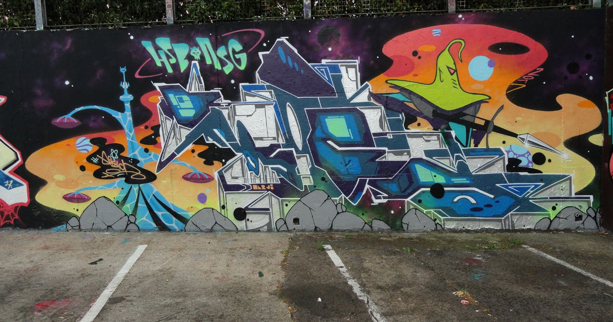 Album - Graffitis Dept 49 Tom 001