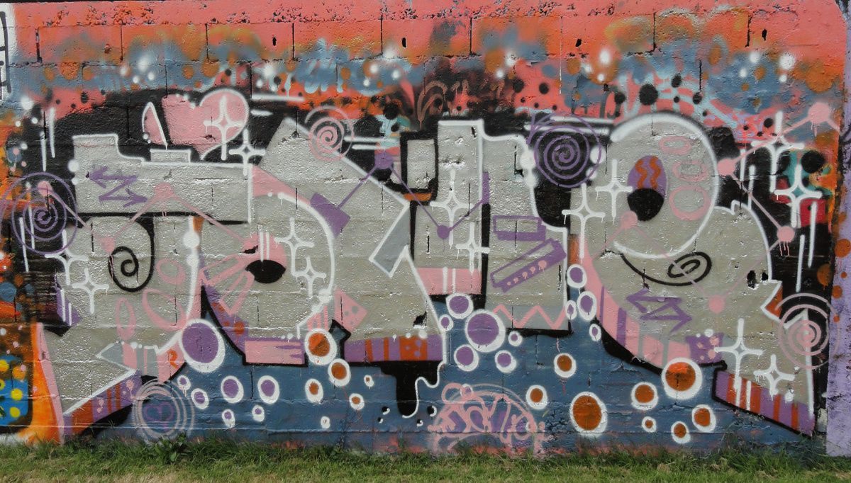 Album - Graffitis Dept 72 Tom 001