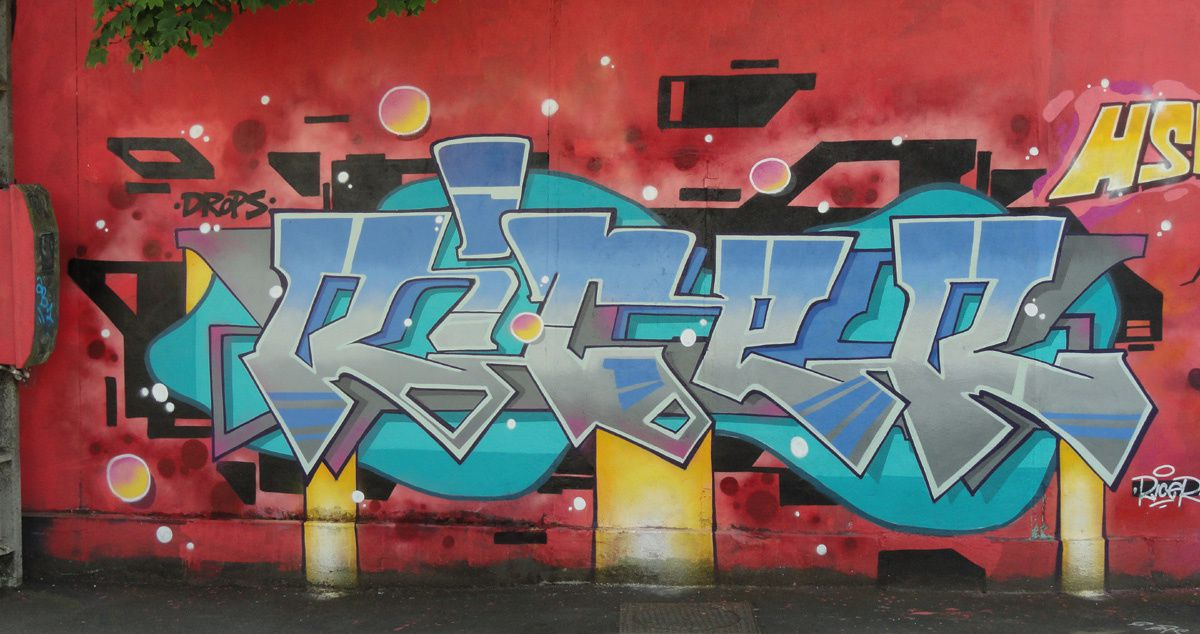 Album - Graffitis Dept 44 Tom 002