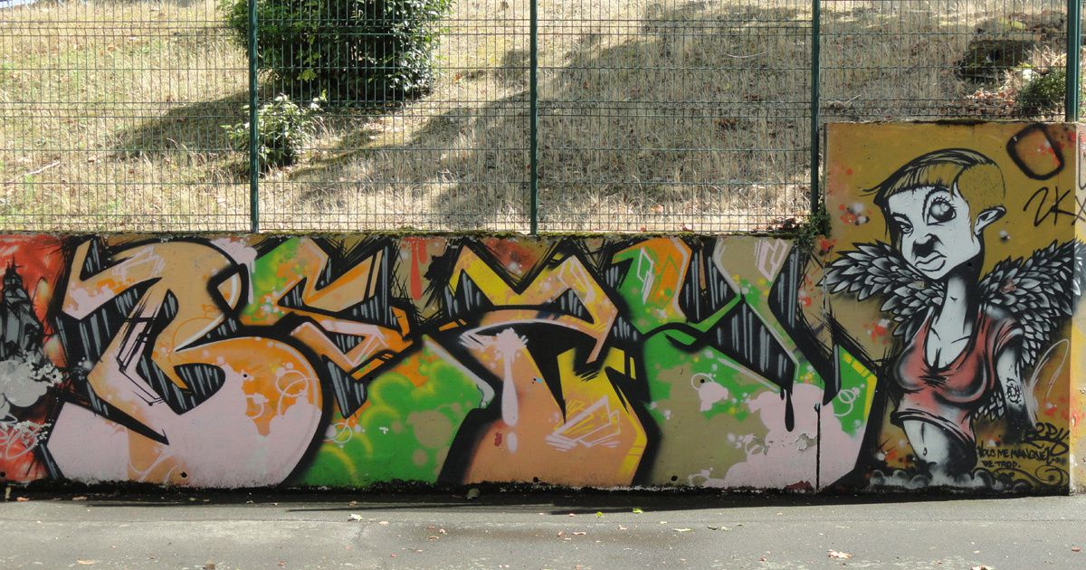 Album - Graffitis Dept 65 Tom 001