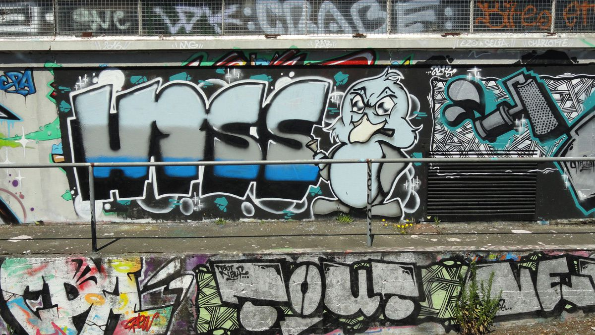 Album - Graffitis Dept 22 Tom 001