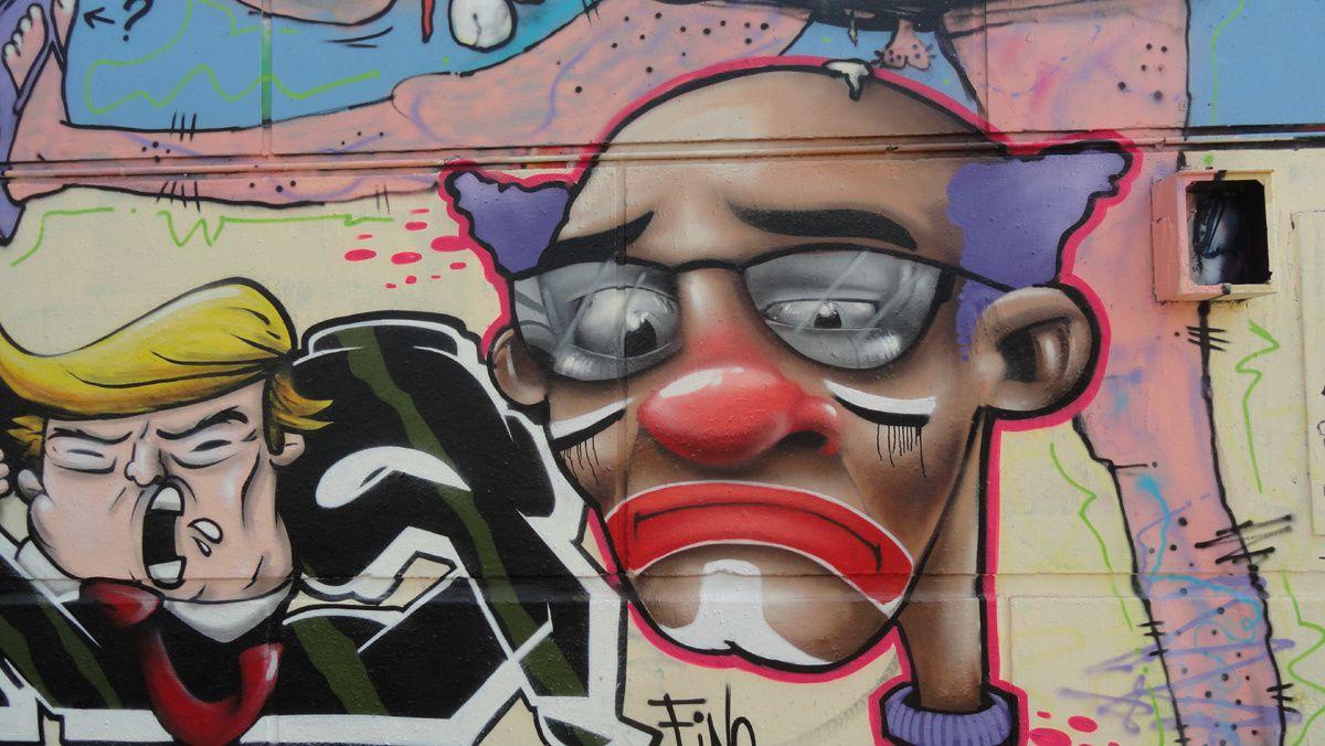 Street Art : Graffitis &amp&#x3B; Fresques Murales 6200 Masstricht  (Pays-Bas)