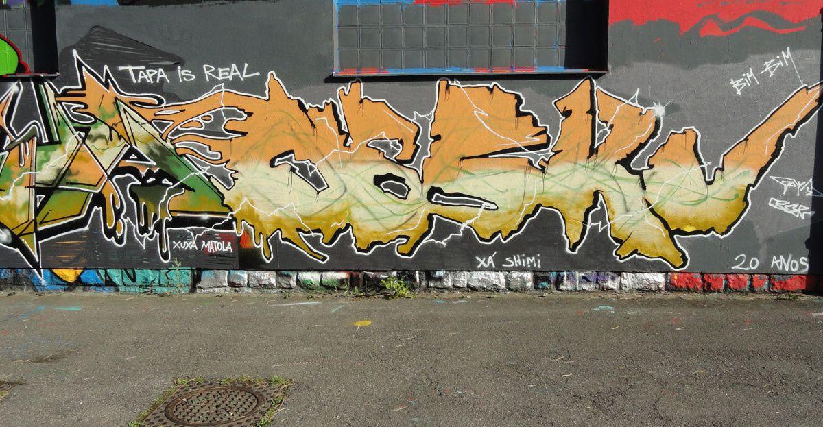 Street Art : Graffitis &amp&#x3B; Fresques Murales Luxembourg