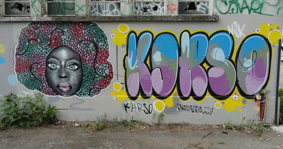 Street Art : Graffitis &amp&#x3B; Fresques Murales 31200 Toulouse