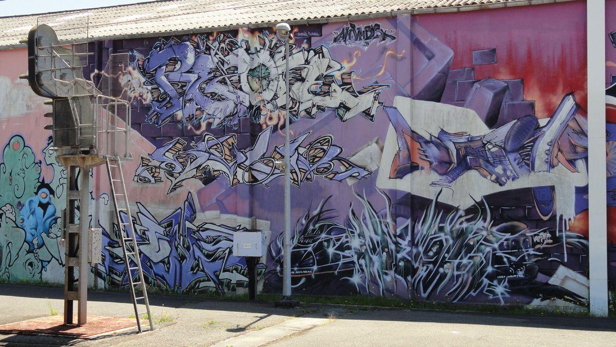 Album - Graffitis Dept 29 Tom 001
