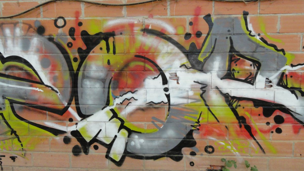Album - Graffitis Dept 82 Tom 001