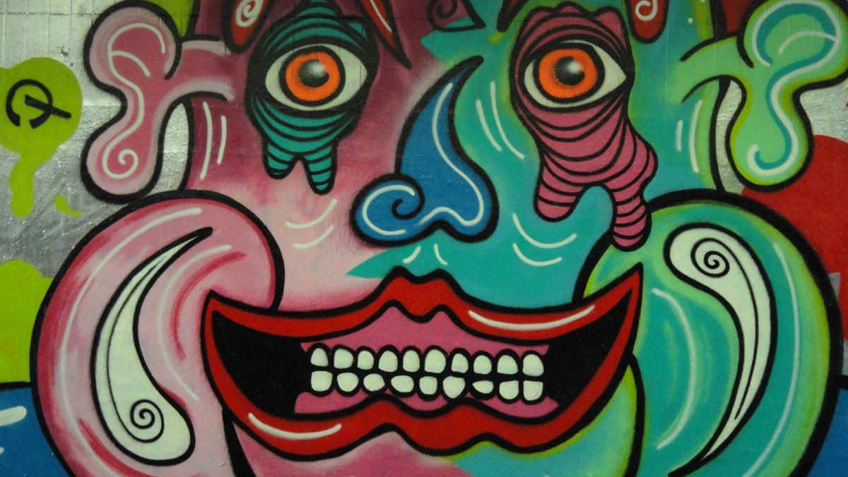 Street Art : Graffitis &amp&#x3B; Fresques Murales 47137 Duisburg