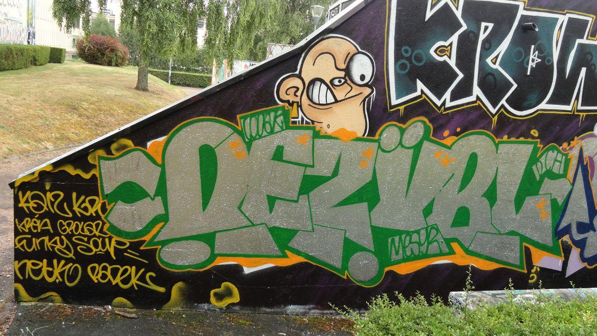 Album - Graffitis Dept 14 Tom 002