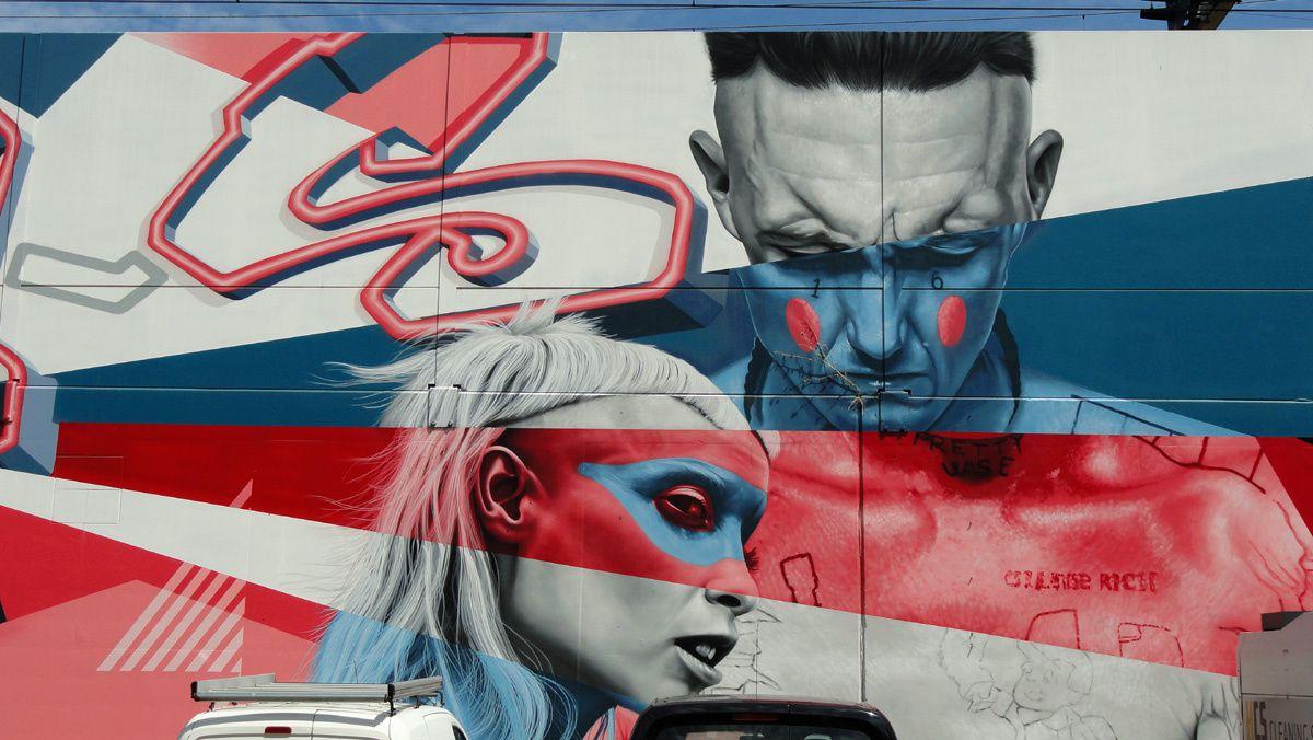 Album - Graffitis Pays Bas Tom 001