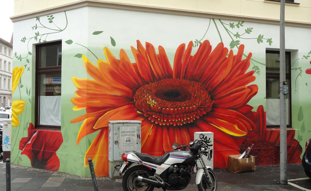 Street Art : Graffitis &amp&#x3B; Fresques Murales 50825 Koln (Germany)