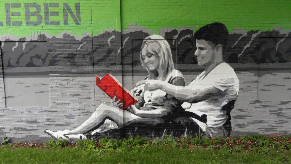 Album - Graffitis Allemagne Tom 003