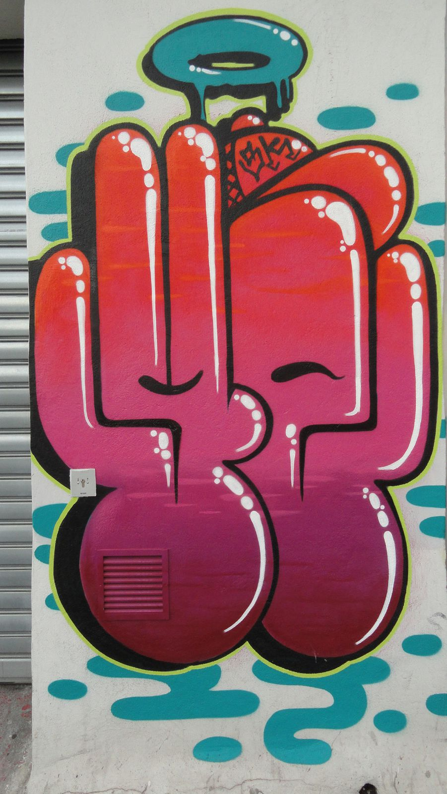 Album - Graffitis Toulouse Tom 009
