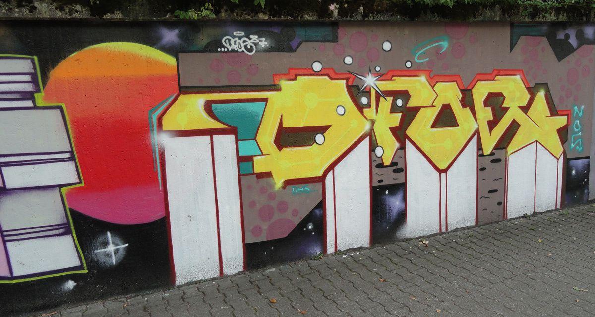 Album - Graffitis Allemagne Tom 004