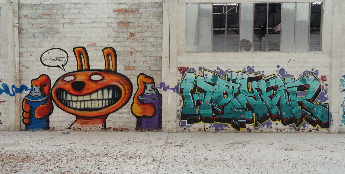 Street Art : Graffitis &amp&#x3B; Fresques Murales 65258 Lannemezan