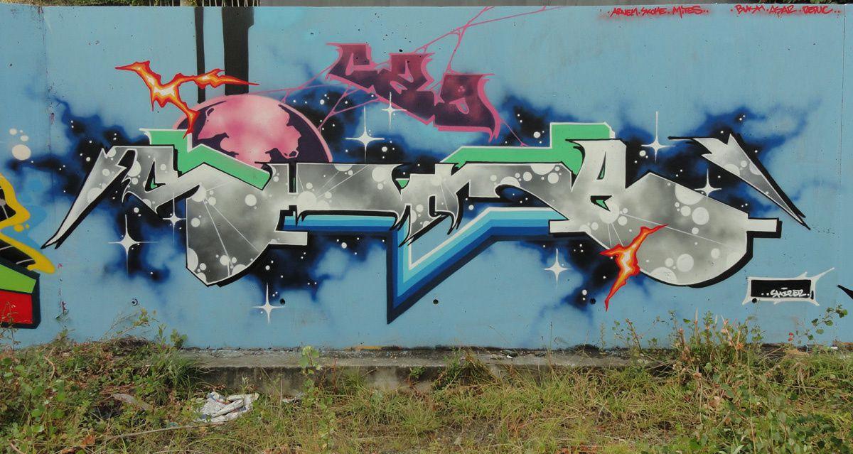 Album - Graffitis Bordeaux Tom 010